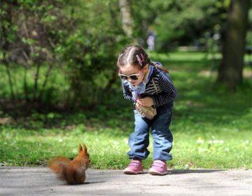 Verbazing en verwondering bij jonge kinderen