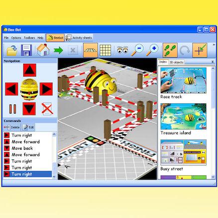 Bee-Bot software
