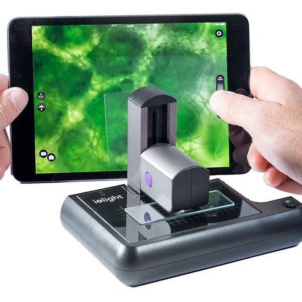 iolight 1mm, digitale veldmicroscoop