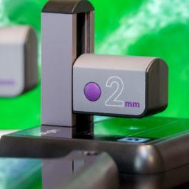 Iolight 2mm gezichtsveld