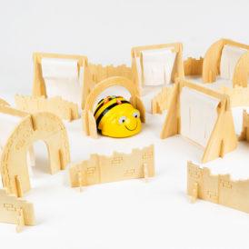 Bee-Bot hindernisbaan