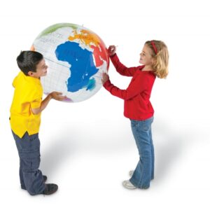 Reuze Opblaasbare Globe