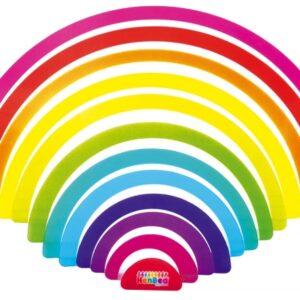 Waldorf regenboog voor lichttafels